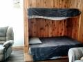 third set of bunks